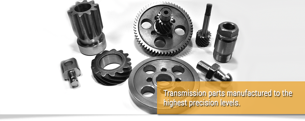 High Quality Transmission Components