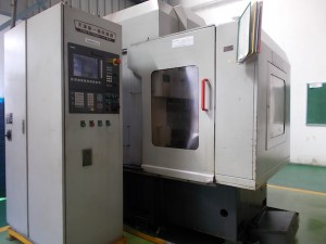 CNC Gear Shaping Machine